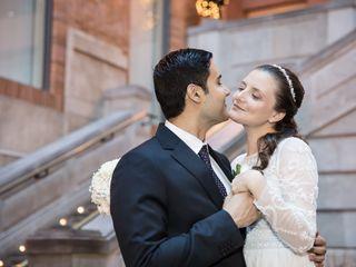 The wedding of Tatyana and Mani 2