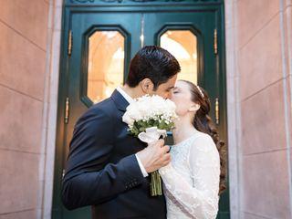 The wedding of Tatyana and Mani 3