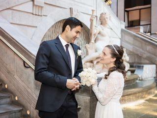 The wedding of Tatyana and Mani