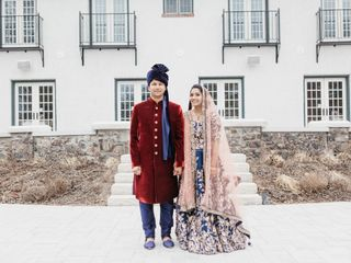 The wedding of Nishat and Rafi