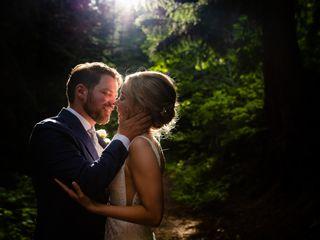 The wedding of Taryn and Jonathan