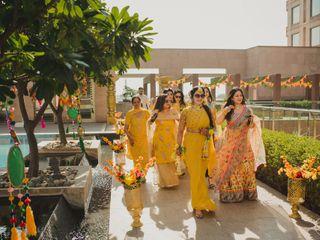 The wedding of Saurav and Deeksha 1