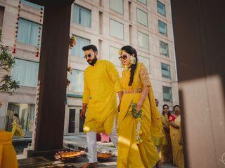 The wedding of Saurav and Deeksha 3