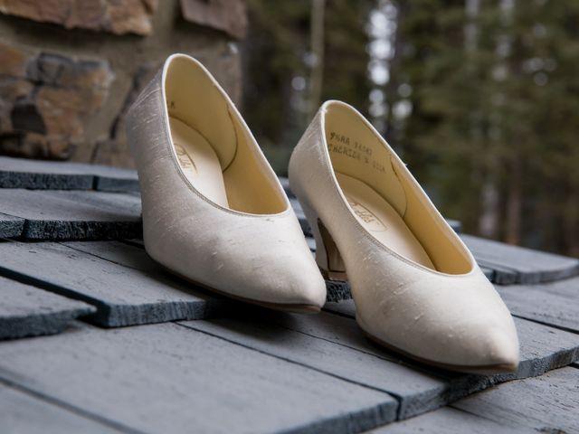 Joe and Dana's wedding in Priddis, Alberta 5