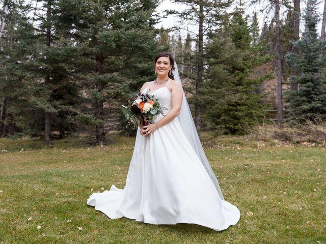 Joe and Dana's wedding in Priddis, Alberta 23