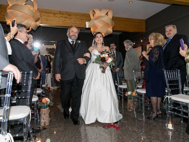 Joe and Dana's wedding in Priddis, Alberta 26