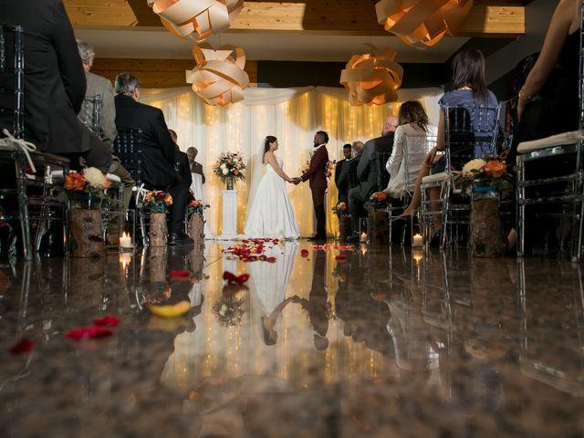 Joe and Dana's wedding in Priddis, Alberta 27
