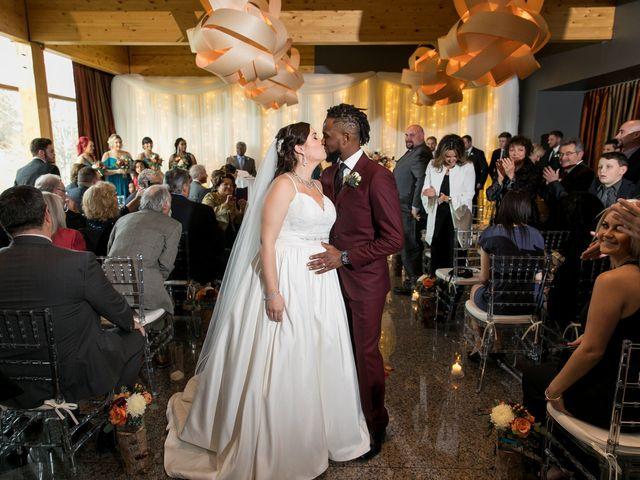 Joe and Dana's wedding in Priddis, Alberta 33