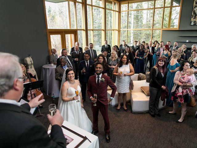 Joe and Dana's wedding in Priddis, Alberta 35