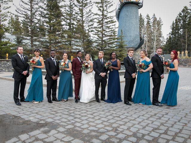 Joe and Dana's wedding in Priddis, Alberta 36