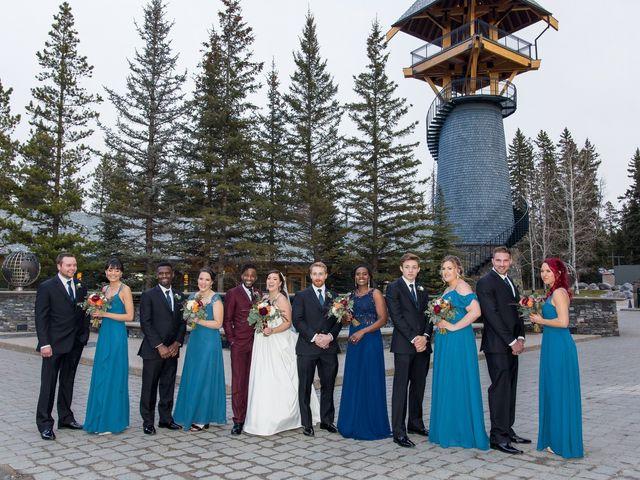 Joe and Dana's wedding in Priddis, Alberta 37