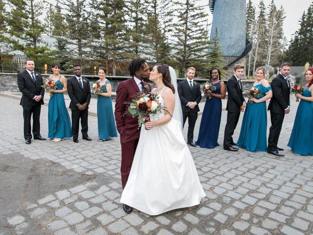 Joe and Dana's wedding in Priddis, Alberta 38