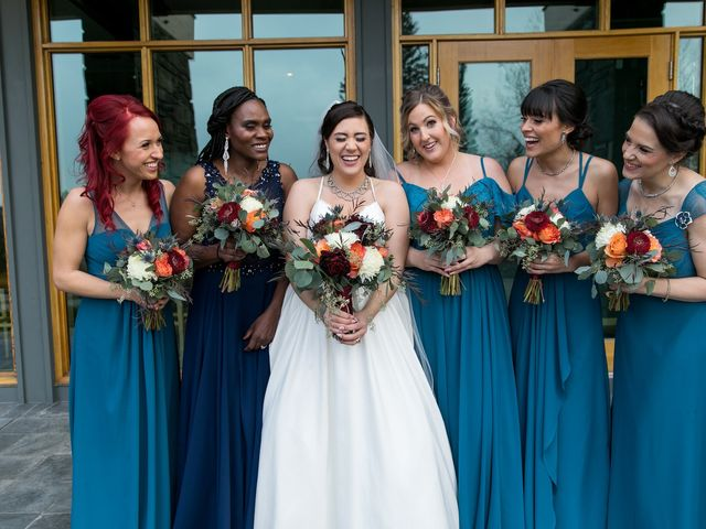 Joe and Dana's wedding in Priddis, Alberta 41