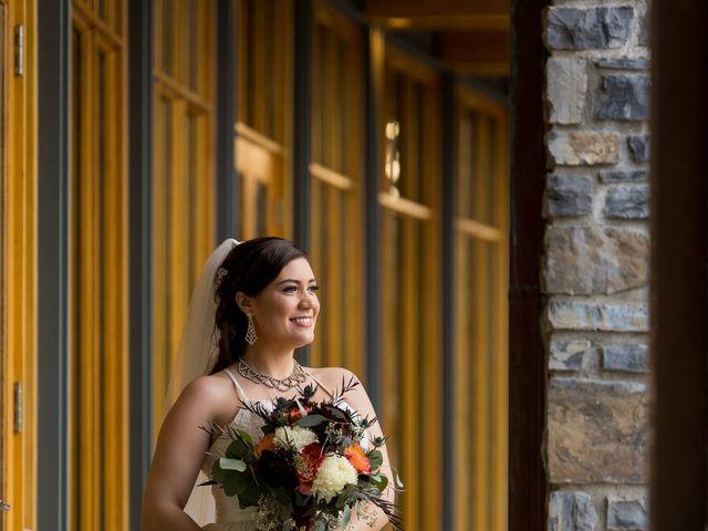 Joe and Dana's wedding in Priddis, Alberta 45