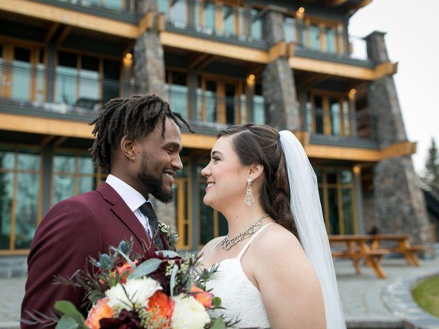 Joe and Dana's wedding in Priddis, Alberta 49