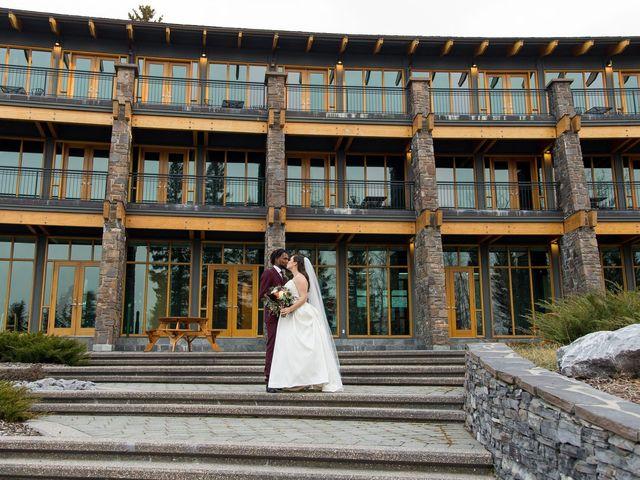 Joe and Dana's wedding in Priddis, Alberta 50