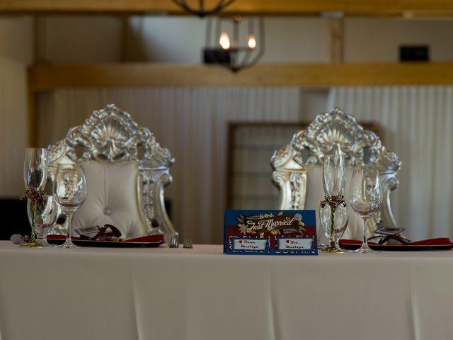 Joe and Dana's wedding in Priddis, Alberta 55