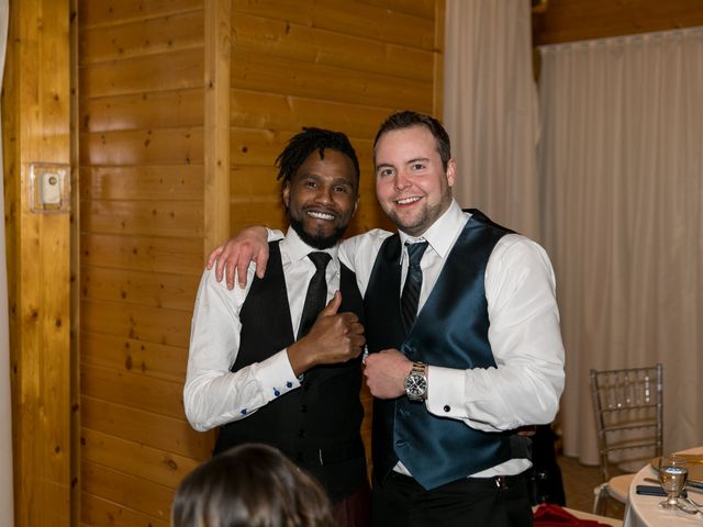 Joe and Dana's wedding in Priddis, Alberta 60