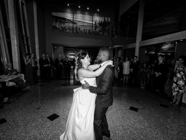Joe and Dana's wedding in Priddis, Alberta 61