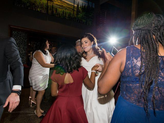 Joe and Dana's wedding in Priddis, Alberta 62