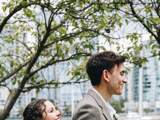 Caitlin and Mark's wedding in Vancouver, British Columbia 21