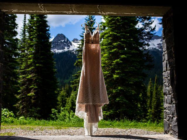 Jonathan and Taryn's wedding in Fernie, British Columbia 14