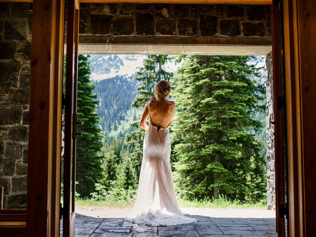Jonathan and Taryn's wedding in Fernie, British Columbia 19