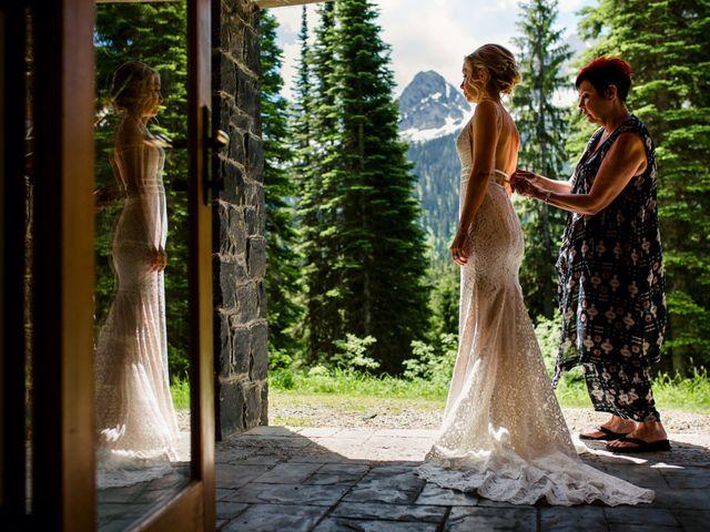 Jonathan and Taryn's wedding in Fernie, British Columbia 20