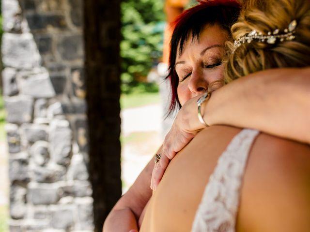Jonathan and Taryn's wedding in Fernie, British Columbia 21