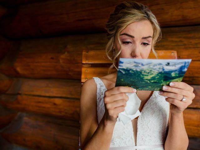 Jonathan and Taryn's wedding in Fernie, British Columbia 22