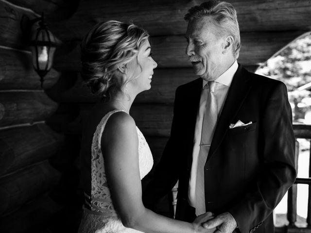 Jonathan and Taryn's wedding in Fernie, British Columbia 24