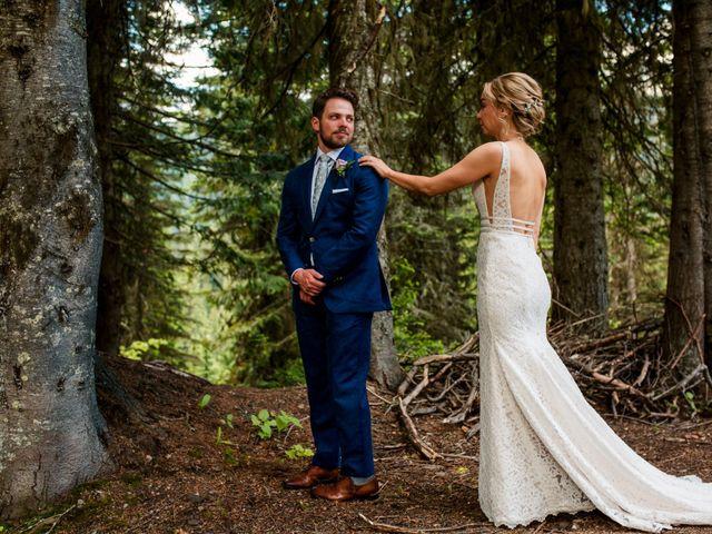 Jonathan and Taryn's wedding in Fernie, British Columbia 27