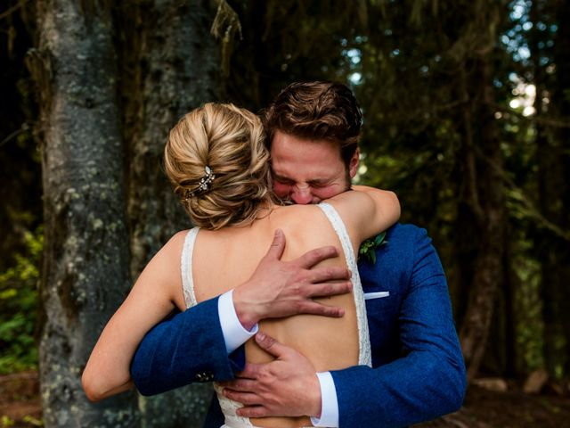 Jonathan and Taryn's wedding in Fernie, British Columbia 28