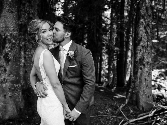 Jonathan and Taryn's wedding in Fernie, British Columbia 30