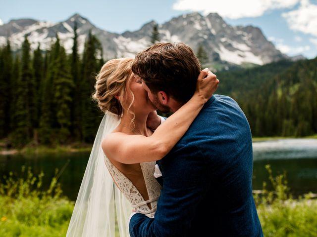 Jonathan and Taryn's wedding in Fernie, British Columbia 51