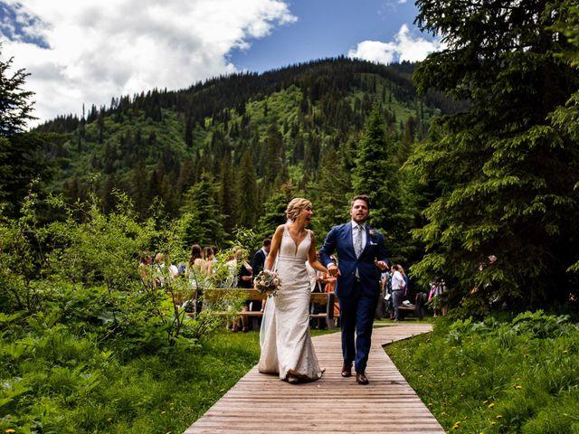 Jonathan and Taryn's wedding in Fernie, British Columbia 54