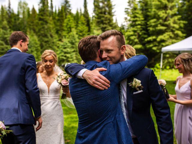 Jonathan and Taryn's wedding in Fernie, British Columbia 55