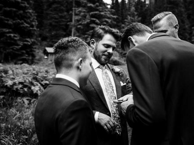 Jonathan and Taryn's wedding in Fernie, British Columbia 56