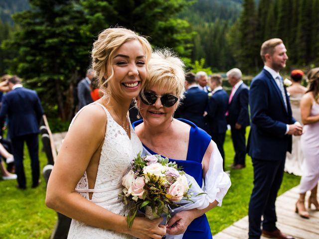 Jonathan and Taryn's wedding in Fernie, British Columbia 58