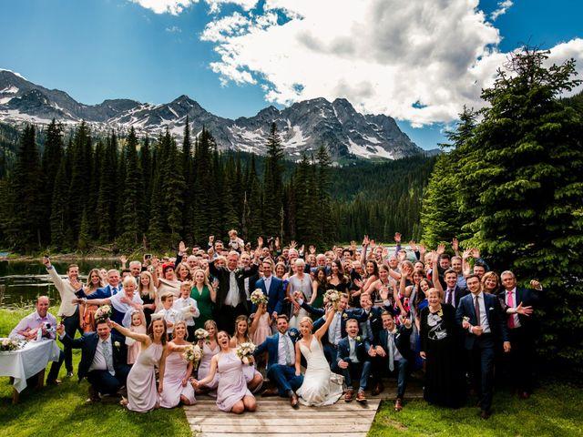 Jonathan and Taryn's wedding in Fernie, British Columbia 59