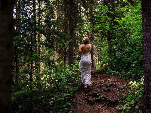Jonathan and Taryn's wedding in Fernie, British Columbia 61
