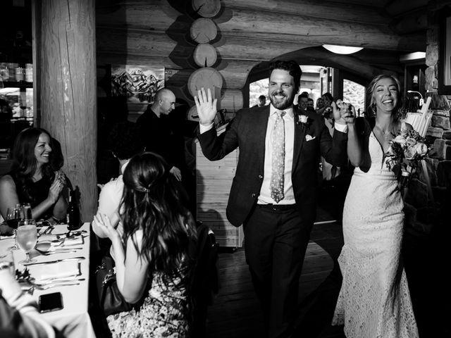 Jonathan and Taryn's wedding in Fernie, British Columbia 72