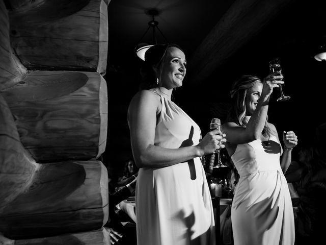 Jonathan and Taryn's wedding in Fernie, British Columbia 76