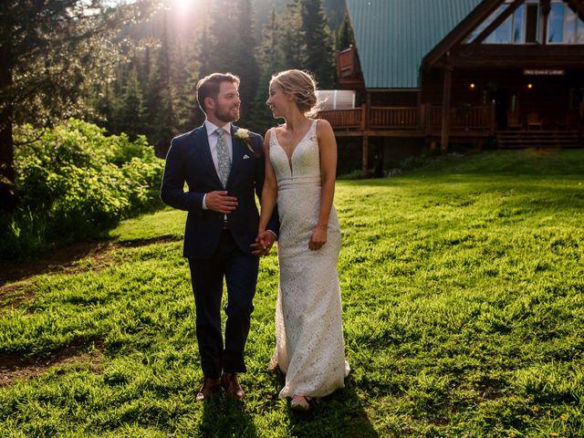 Jonathan and Taryn's wedding in Fernie, British Columbia 79