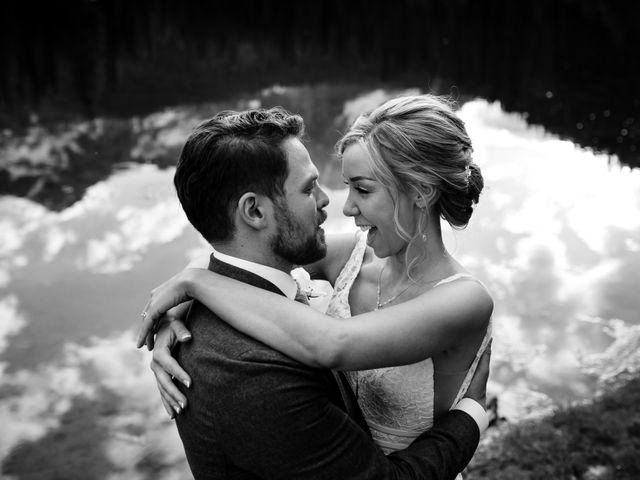 Jonathan and Taryn's wedding in Fernie, British Columbia 84