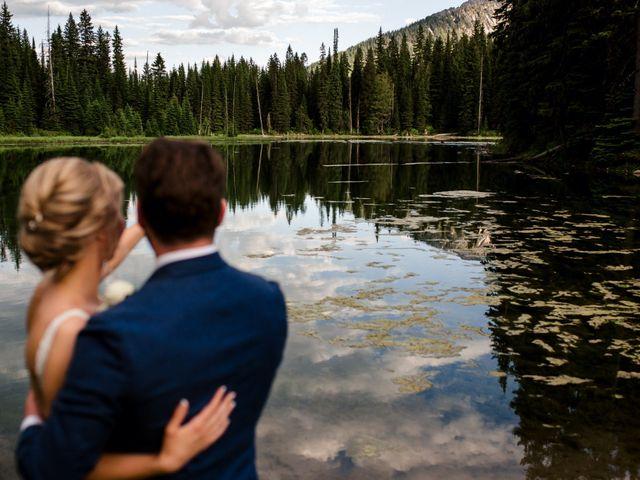 Jonathan and Taryn's wedding in Fernie, British Columbia 87