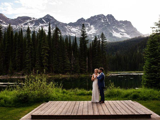 Jonathan and Taryn's wedding in Fernie, British Columbia 92