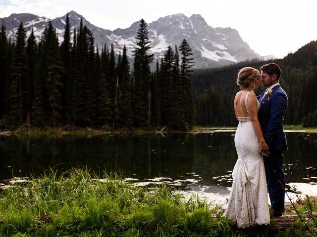 Jonathan and Taryn's wedding in Fernie, British Columbia 94