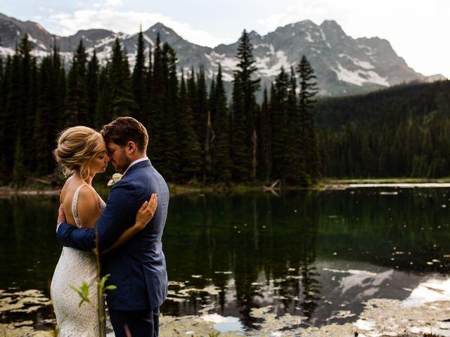 Jonathan and Taryn's wedding in Fernie, British Columbia 95