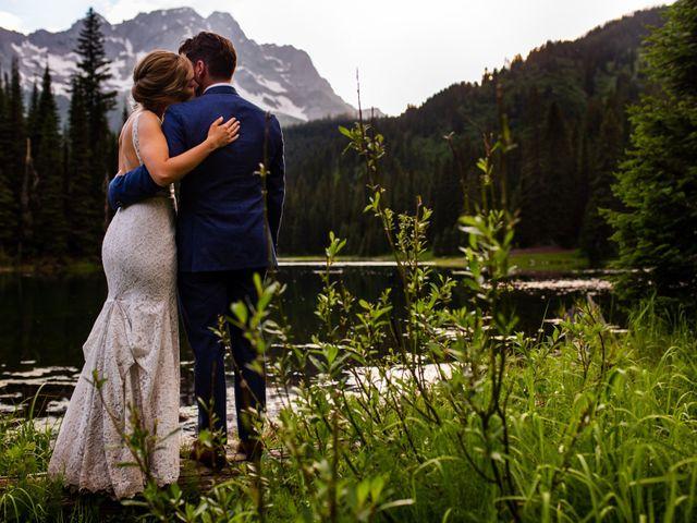 Jonathan and Taryn's wedding in Fernie, British Columbia 96